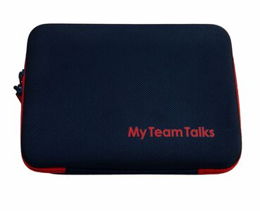 My Team Talks Hard Storage Case for 2Talk, Sena Expand, or Sena SPH10 headsets
