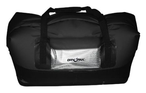 Dry Pak Large Duffel Bag DP-D1BL (Black)