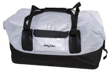 Dry Pak Large Duffel Bag DP-D1BL (Clear)