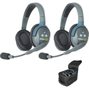 Eartec UltraLITE UL2D 2-Way System