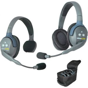 Eartec UltraLITE UL2SD 2-Way System