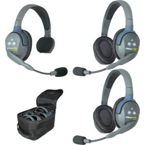 Eartec UltraLITE UL312 3-Way System