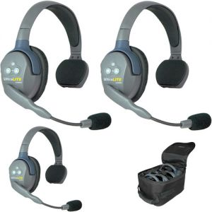 Eartec UltraLITE UL3S 3-Way System
