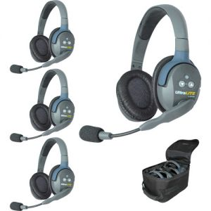Eartec UltraLITE UL4D 4-Way System