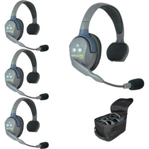Eartec UltraLITE UL4S 4-Way System