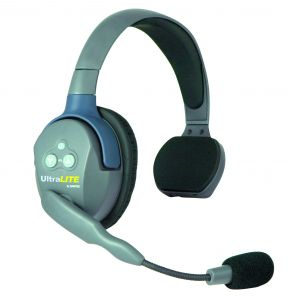 Eartec UltraLITE Single Ear Cup Master headset (ULSM)