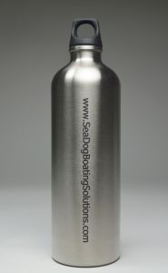 Bison Stainless Steel 0.75 L Water Bottle