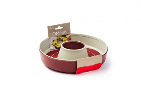 Omnia Stove Top Oven Silicone DUO - 2 liners
