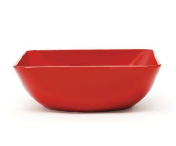 Carina Starboard Collection Serving Bowl (Nantucket Red)-1