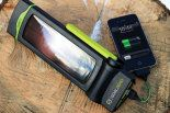 Torch 250 Flashlight - charging up a cell phone