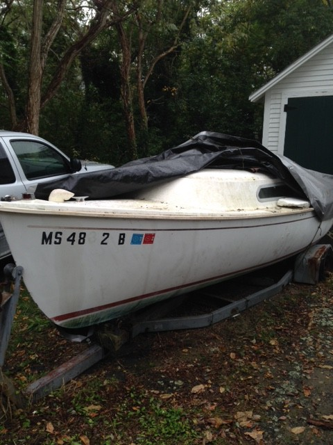 1973 O'Day 19-foot Mariner 2 + 2 FOR SALE