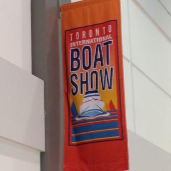 2017 Toronto International Boat Show - looking for new products