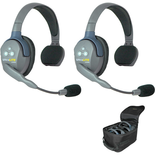 Eartec UltraLITE Communication Systems